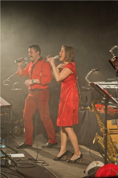 The Suspenders op Bocholter Proms 2013
