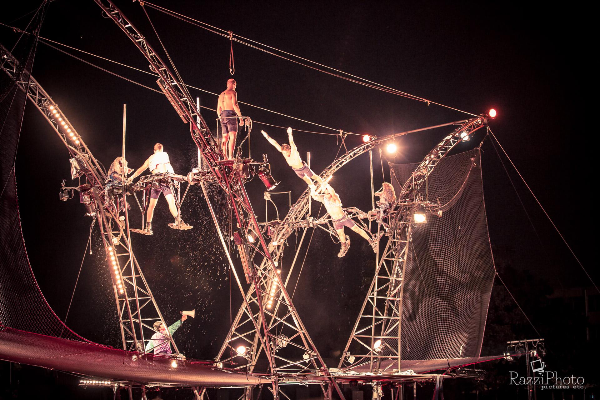Theater op de Markt 2014: Les Philebulistes