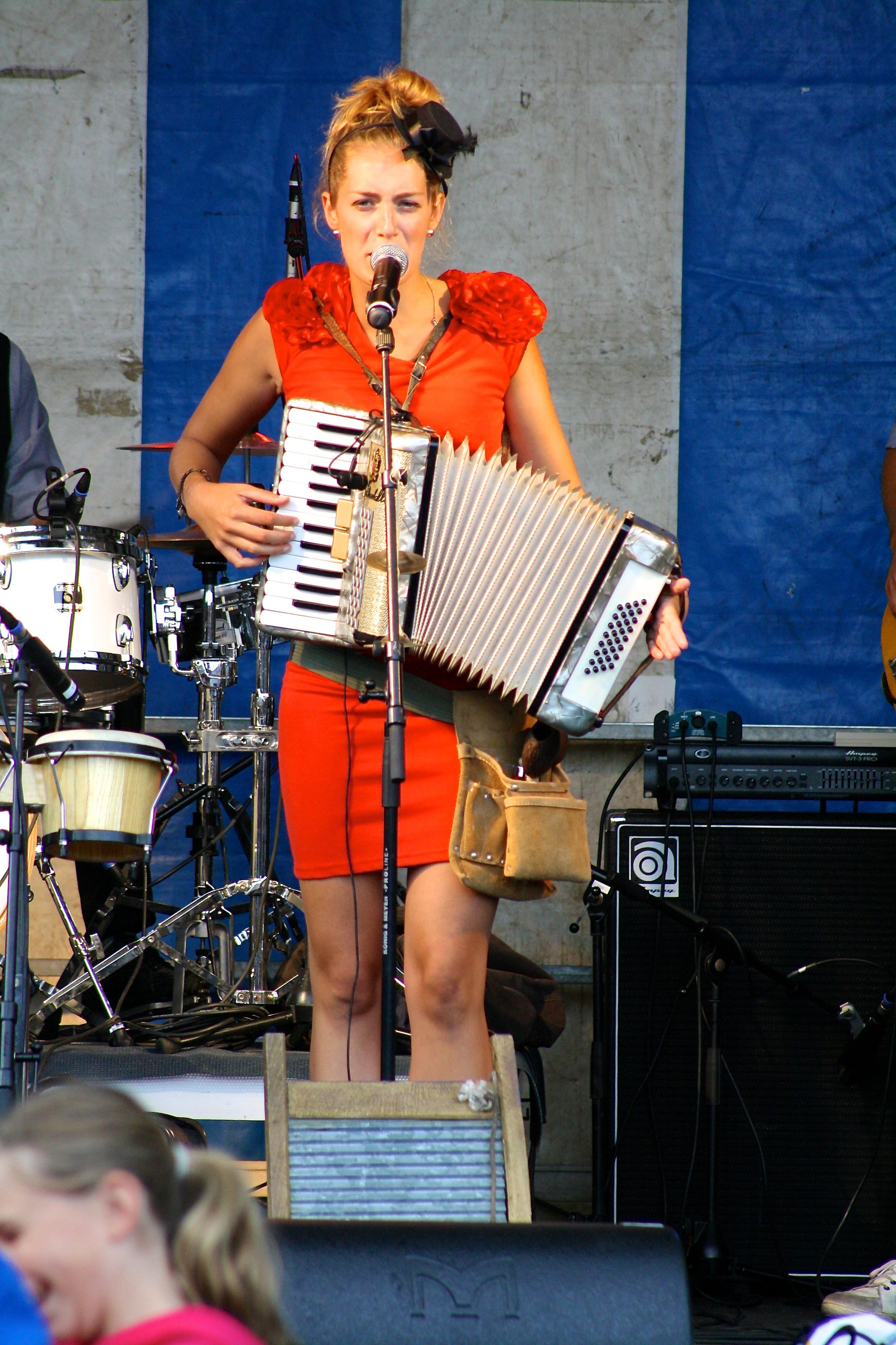 Dorpsfeesten Overpelt - 2012